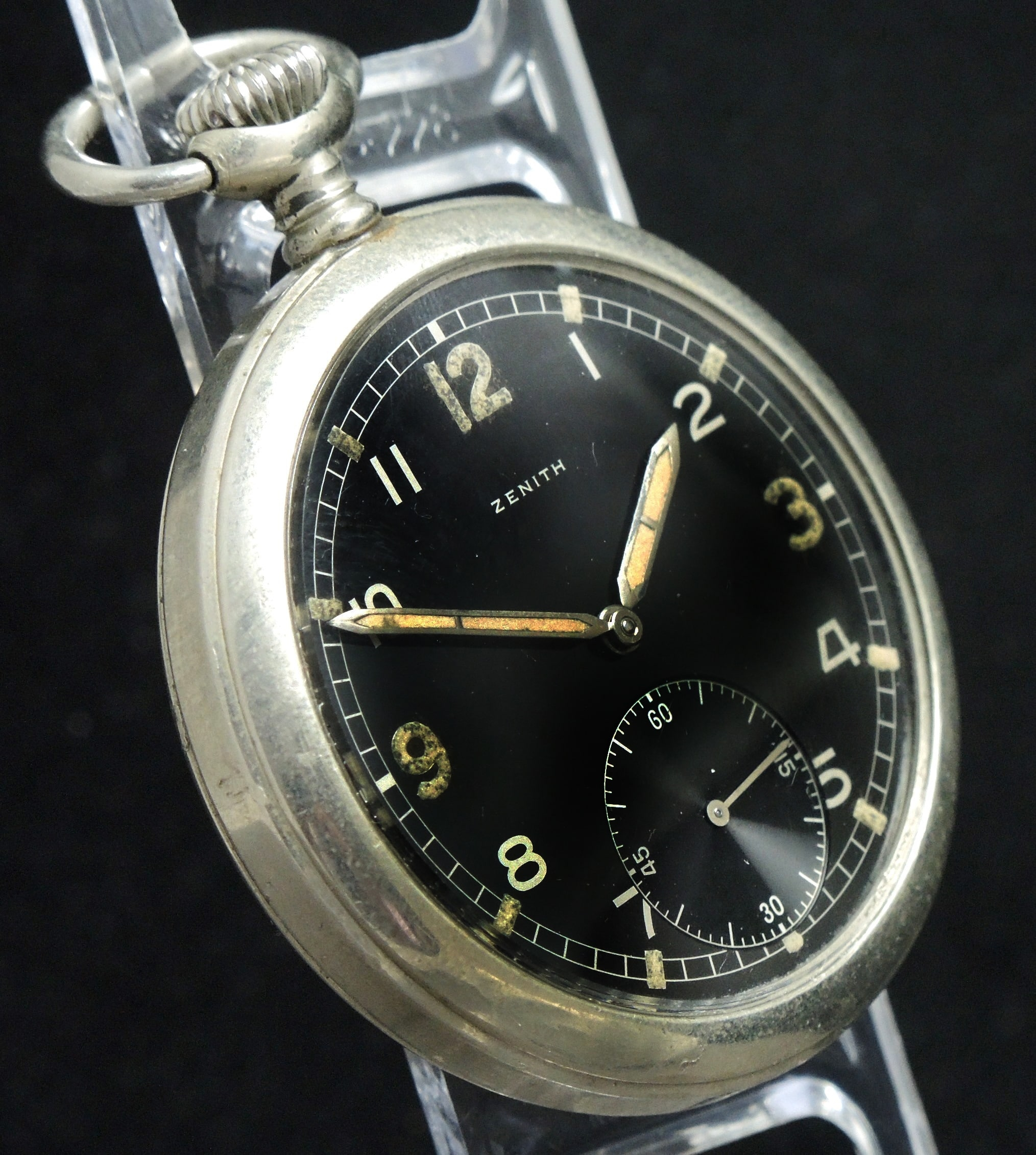 presentation watches quartz box luxury with army british genuine cwc watch