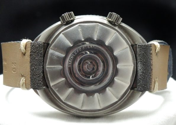 Superrare Jaeger LeCoultre Memovox  Polaris GT 2 burgundy