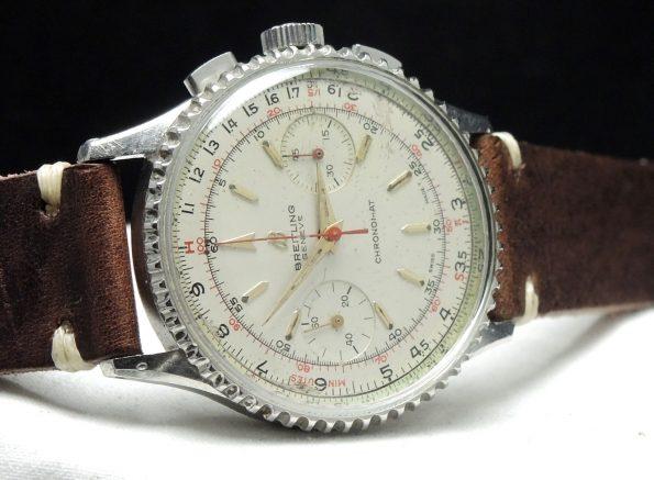 Original Breitling Vintage Chronomat Chronograph 769