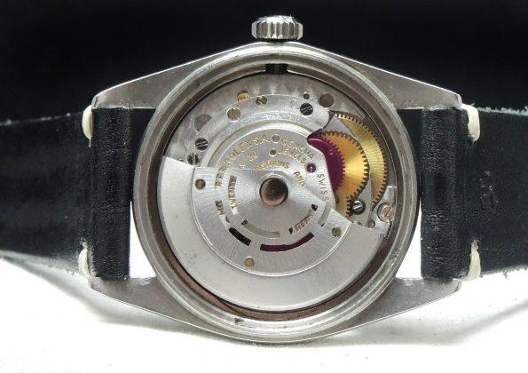 Top Rolex Datejust Automatik Automatic  with rare linen dial