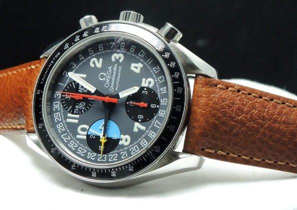 Original Omega Triple Date Speedmaster Automatic