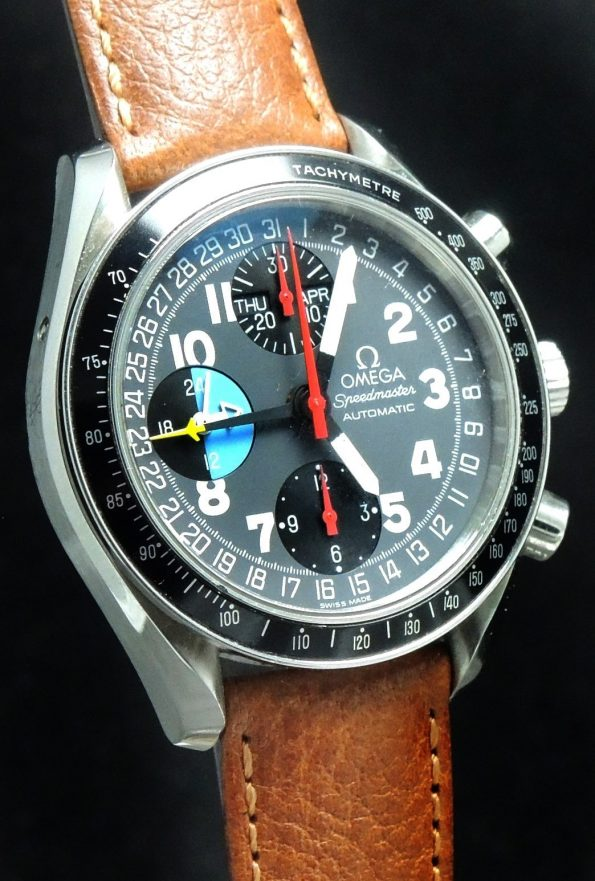 Original Omega Triple Date Speedmaster Automatik Automatic
