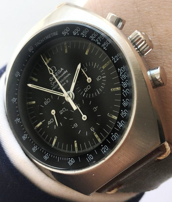 Serviced Omega Speedmaster Mark 2 Mark II