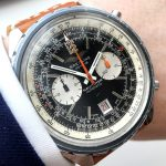 Original Breitling Navitimer 1806 UAE Emirates Iraqui Airforce