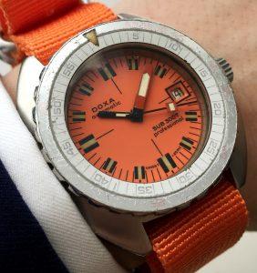 Amazing Doxa Sub 300T Diver Watch Vintage