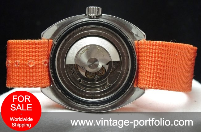 Amazing Doxa Sub 300T Diver Watch Vintage