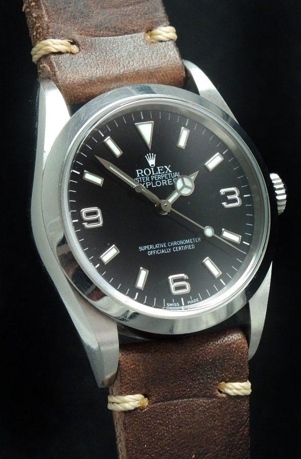 Wunderful Original Rolex Explorer 14270