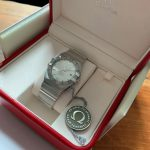 Omega Constellation Double Eagle Co Axial FULL SET + FRESH SERVICE