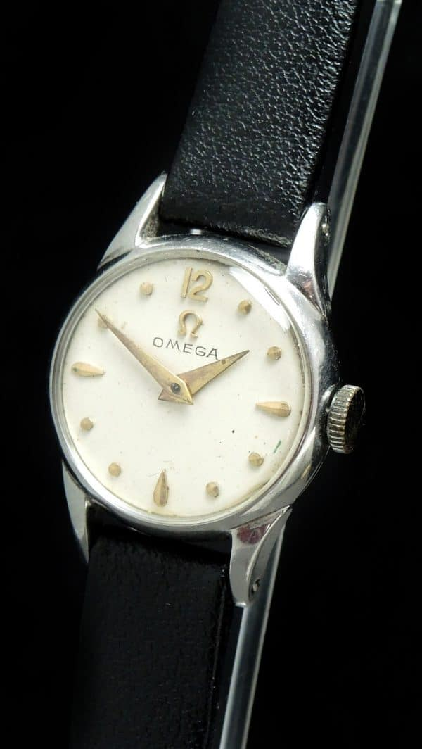 Small Omega Ladies Watch Vintage