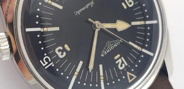 Superrare Longines Legend Diver Vintage Automatik 7042