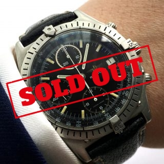 gm150 breitling chronomat black dial (1)