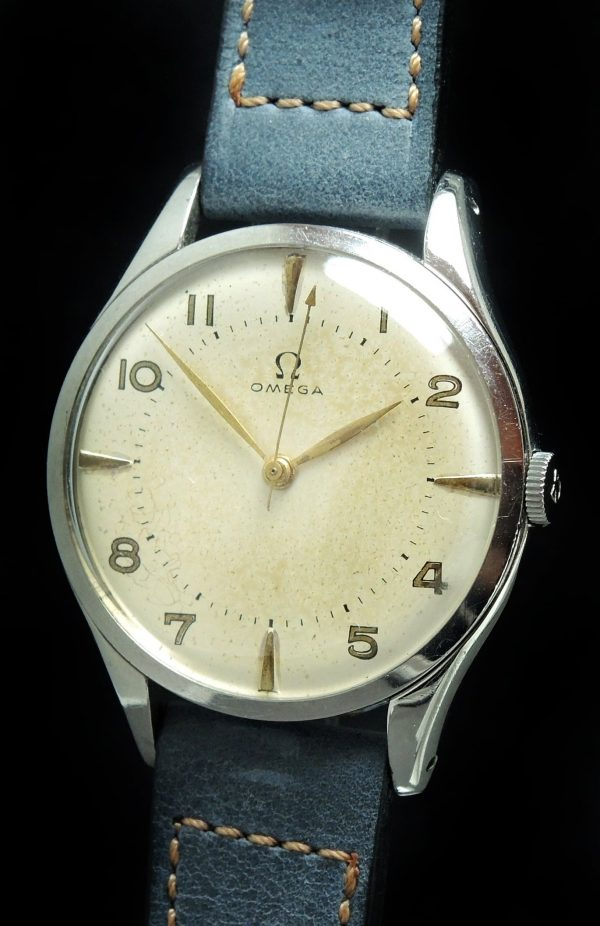 Wonderful Omega 38mm Oversize Jumbo