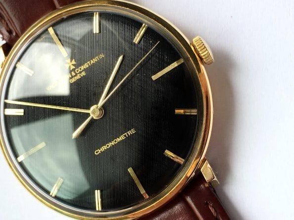 Seltener Vacheron Constantin Chronometer Vollgold