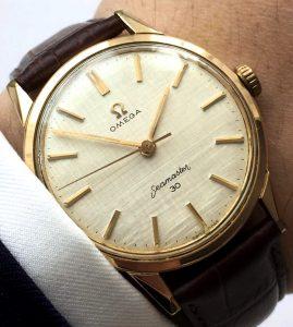 Perfect Omega Seamaster 30 Vintage