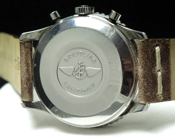 750 Euro Serviced Breitling Navitimer Vintage Chronograph 1992