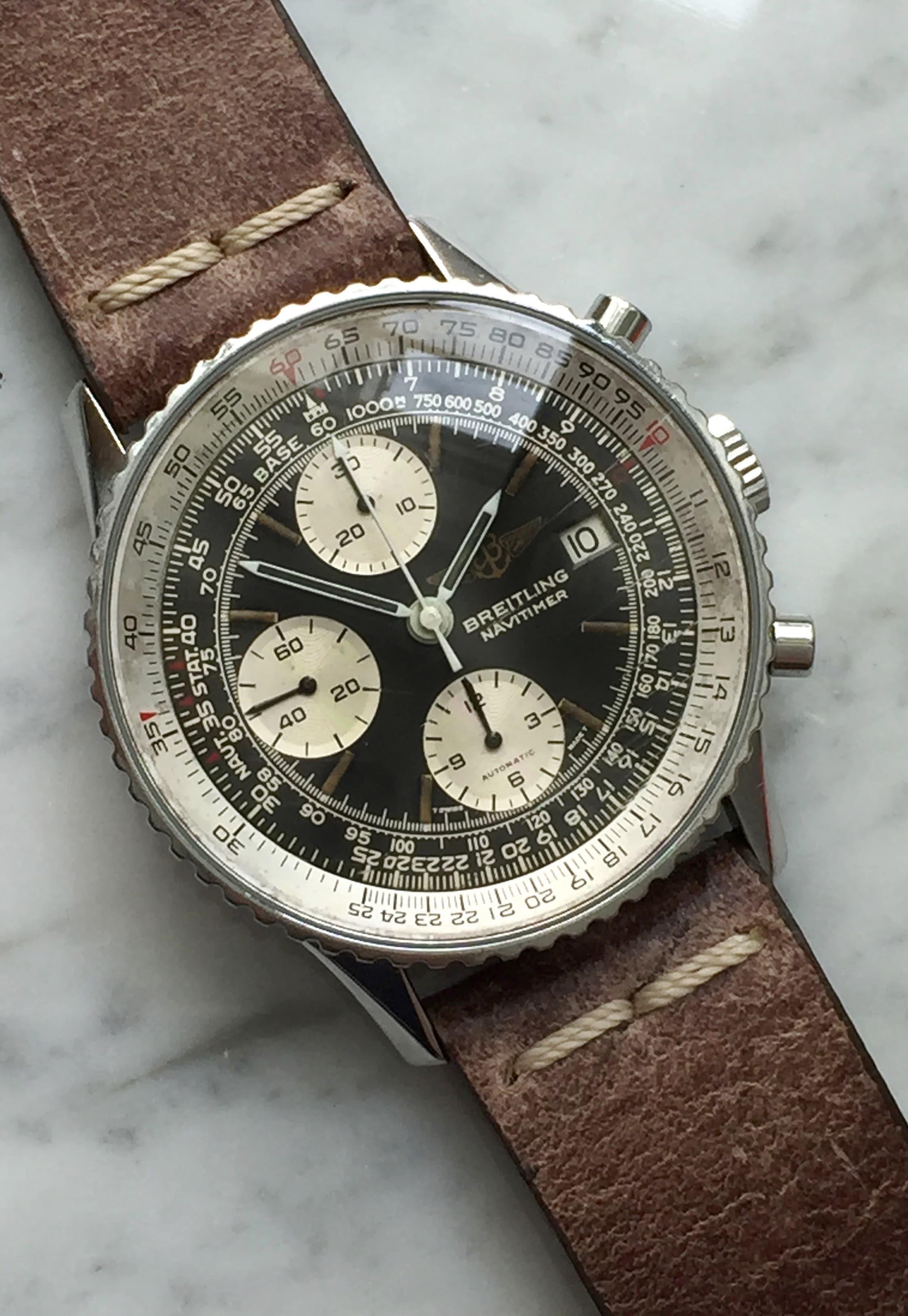1992 Breitling Navitimer Vintage Chronograph