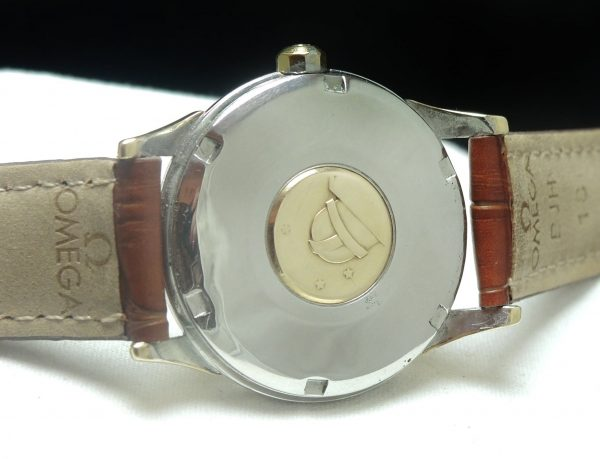 Vintage Omega Constellation Automatik Pie Pan
