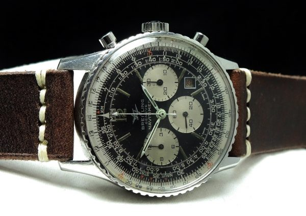 Fully Serviced Breitling Old Navitimer 7806 good condition