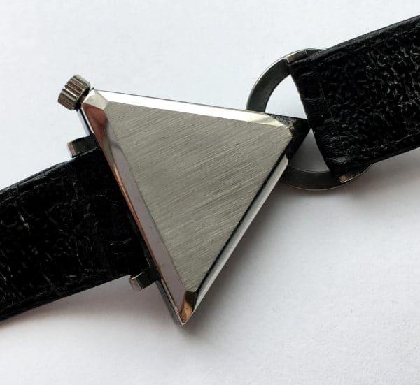 Vintage Mansonic Watch with Bueche Girod Movement