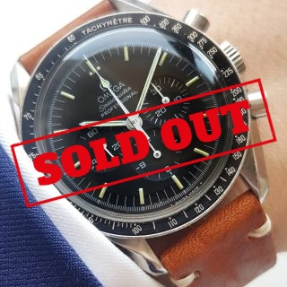 Tritium Omega Speedmaster Professional Moonwatch