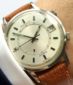 Jaeger LeCoultreMemovox Vintage 37mm