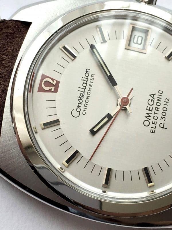 Perfect Omega Constellation  Electronic f300hz