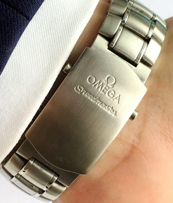 Omega Speedmaster Automatic Broad Arrow Bayern Full Set