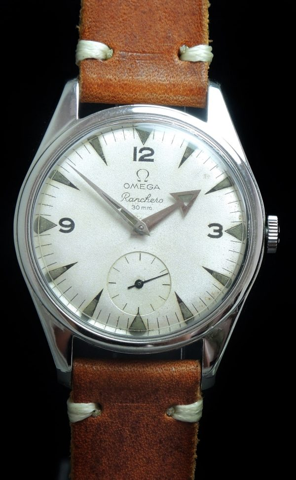 Genuine Omega Ranchero Vintage Broad Arrow
