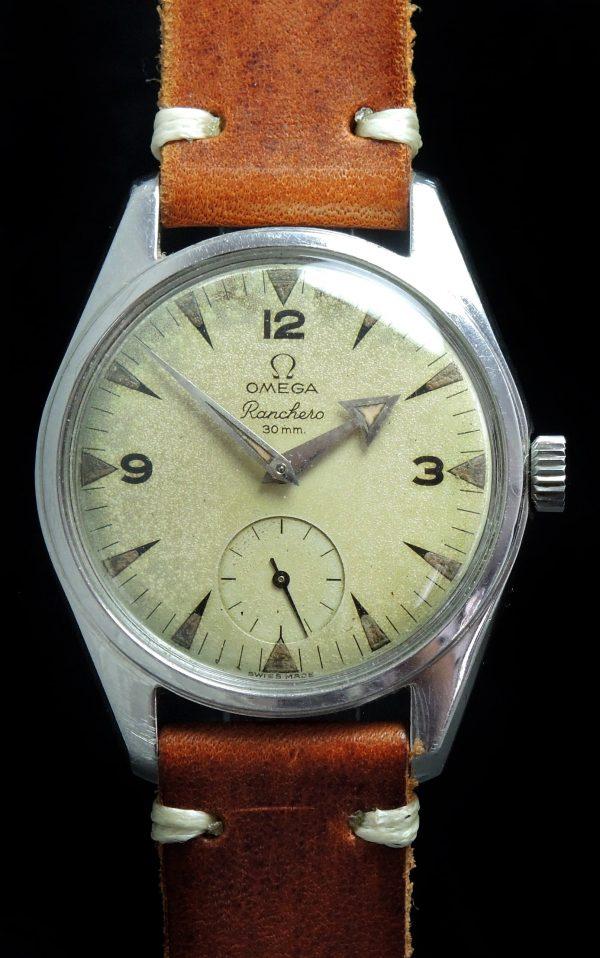 Genuine Omega Ranchero Vintage Broad Arrow