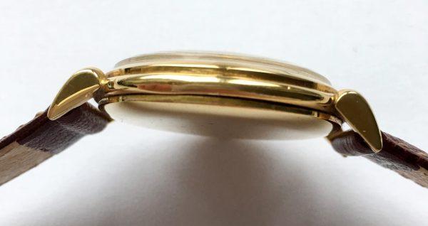 IWC Solid Gold Teardrop Case Vintage cal 89 37mm