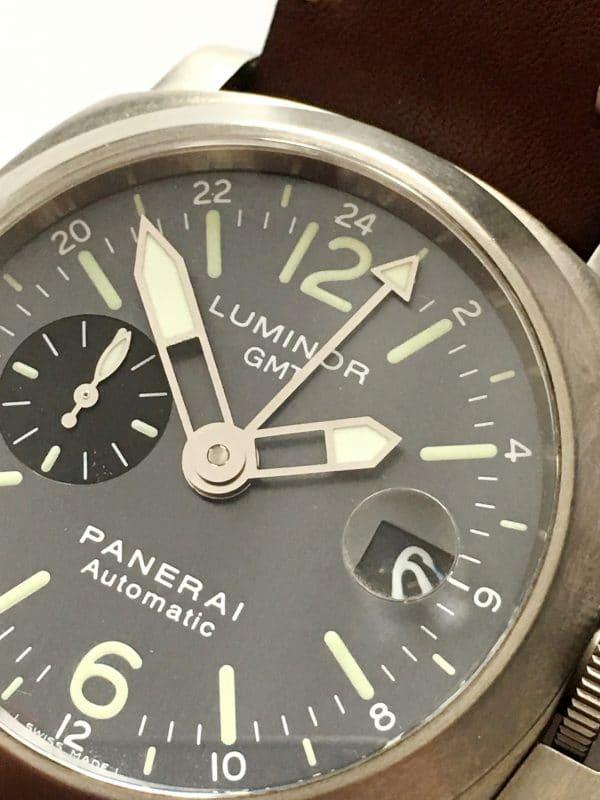 Panerai Luminor GMT Automatik PAM00089 Titan