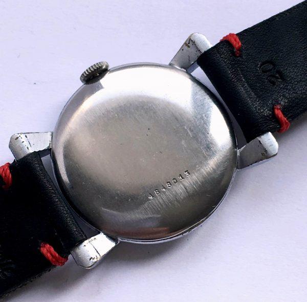 Doxa Antimagnetique Small Seconds Fancy Lugs