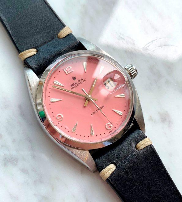 Vintage Rolex Precision Date 6494