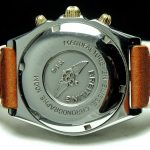 gm321 breitling chronomat green dial (3)