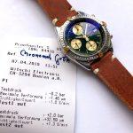 gm321 breitling chronomat green dial (7)