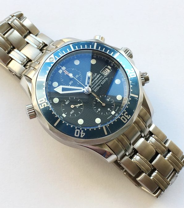 Omega Seamaster 300 Professional Chronograph Vintage 41mm