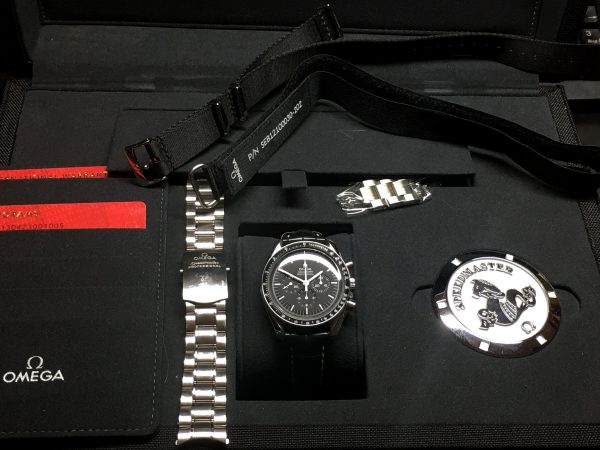 Modern Omega Speedmaster Moonwatch Chronograph