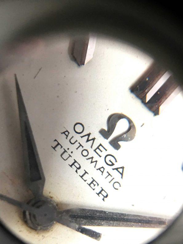 Seltene Vintage Türler Omega Seamaster