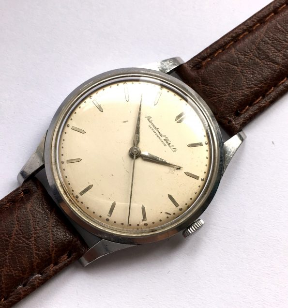 Vintage 1960s IWC cal 89