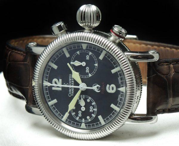 Chronoswiss Timemaster Chronograph Flyback