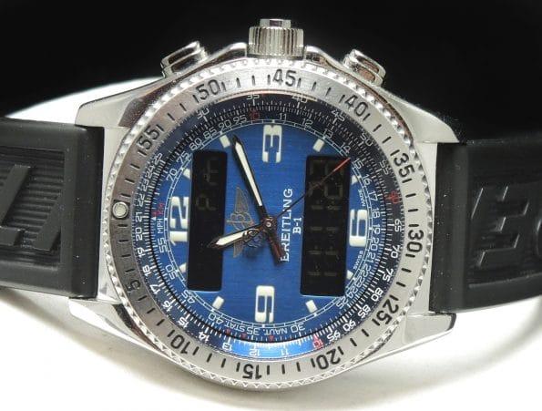Breitling Professional B-1 B1 Chronograph GMT