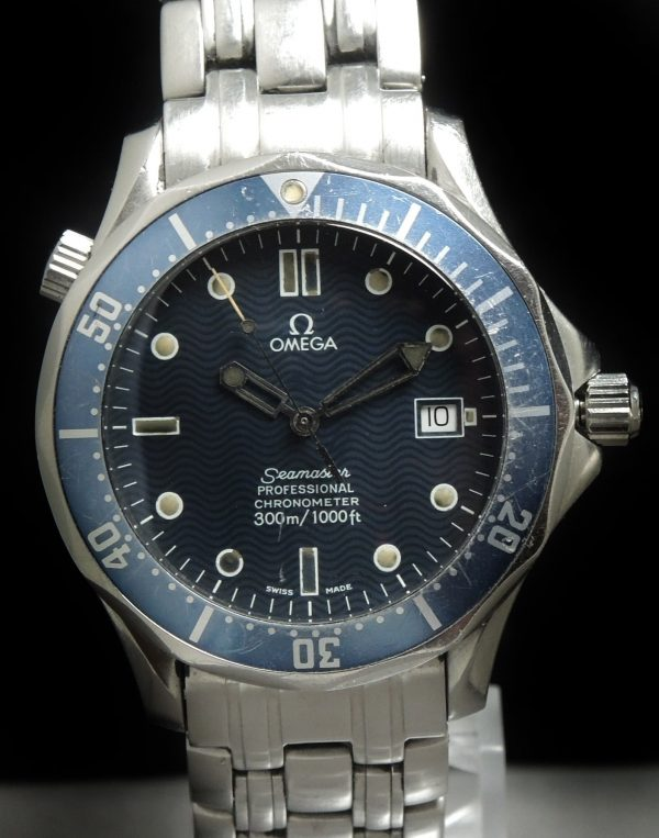 James Bond Omega Seamaster 300 Professional Vintage 41mm