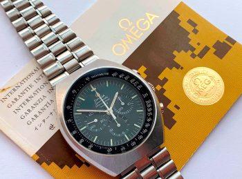 [:en]FULL SET Omega Speedmaster Mark 2 II Vintage[:de]Omega Speedmaster Mark 2 II Vintage Omega Stahlband FULL SET[:]