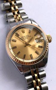 [:en]Gorgeous Ladies Twotone Rolex Oyster Perpetual Date[:de]Schöne Damen Twotone Rolex Oyster Perpetual Date[:]