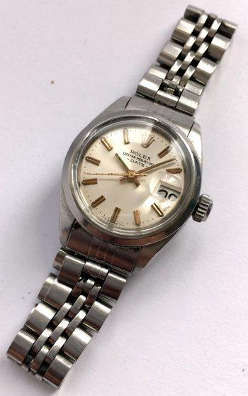 [:en]Vintage Ladies Rolex Oyster Perpetual Date[:de]Vintage Damen Rolex Oyster Perpetual Date[:]