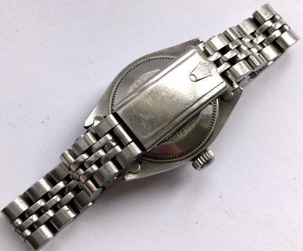 Vintage Rolex Lady Datejust Jubilee Strap Steel