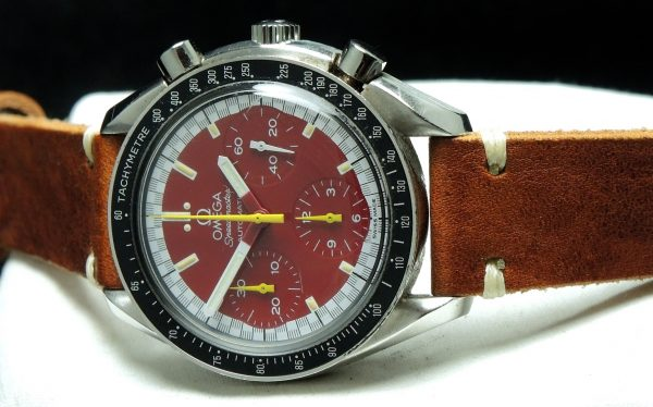 Michael Schumacher Edition Omega Speedmaster Reduced Racing