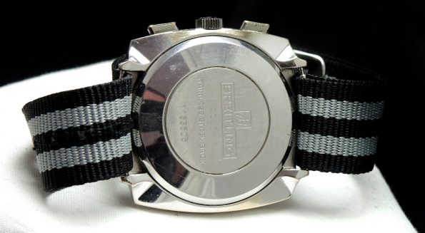 Beautiful Breitling Top Time PANDA Chronograph