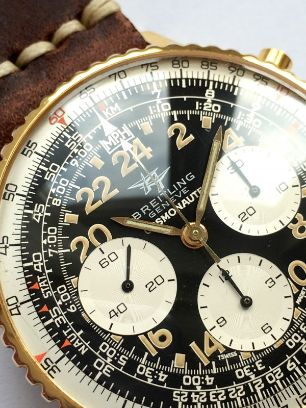 Top Breitling Navitimer 809 Cosmonaute Vintage