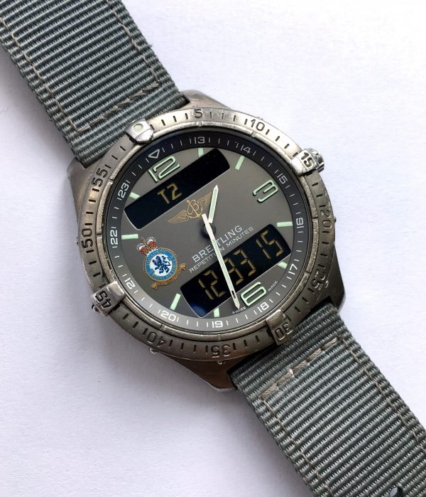 Breitling Aerospace Special Edition RAF Royal Air Force